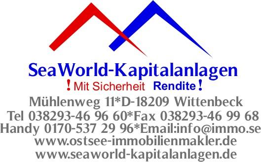 SeaWorld Kapitalanlagen