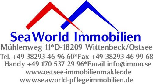 SeaWorld Immobilien Kühlungsborn